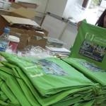 M&C 2011: Vorbereitungen (Taschen packen)