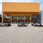 M&C 2011: Willkommen (Hörsaalgebäude)