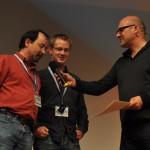 M&C 2011: Abendveranstaltung (Best Paper Award)