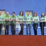 M&C 2011: Verabschiedung (Vorstellung der Helfer)
